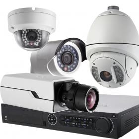 Videoanlagen von Master Alarm