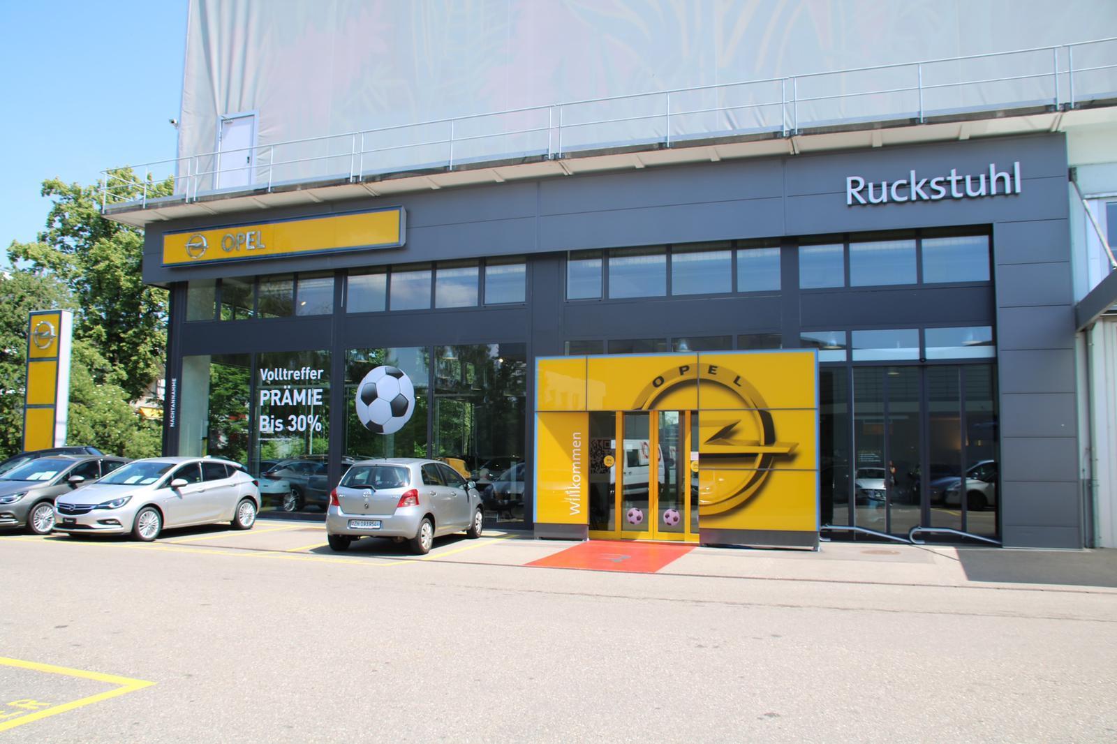 Referenz Elektronische Schliessanlage Schlüsseldienst Zürich Opel Ruckstuhl Kloten