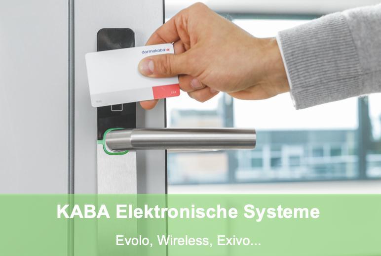 Elektronische Schliesssysteme von Schlüsselservice Turbenthal
