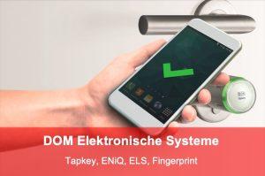 Elektronische Schliesssysteme von Schlüsselservice Volken